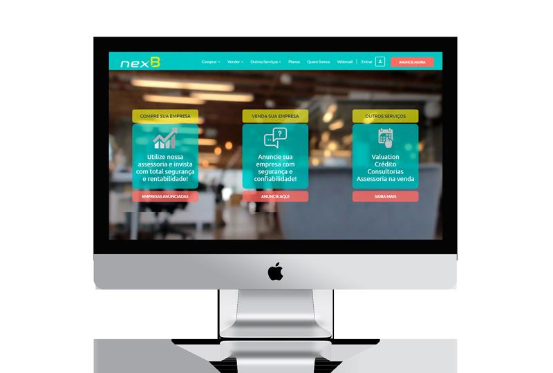 Plataforma NexB - NexB - Franquia de Consultoria, Fusões e Aquisições e Crédito